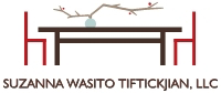 Suzanna Wasito Tiftickjian Logo